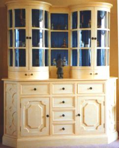 Design and manufacture of cabinet
